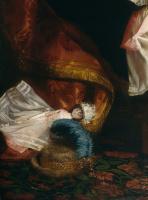 Джон Синглтон Копли. Портрет семьи Копли. Фрагмент IV