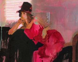 Крейг Маллинс. Девушка в розовом