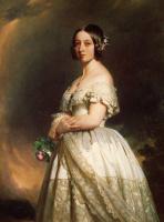 Франц Ксавер Винтерхальтер. Королева Виктория