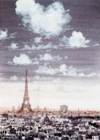 Хиро Ямагата. Облака над башней