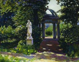 Аполлинарий Михайлович Васнецов. Ротонда Миловида в Найденовском парке