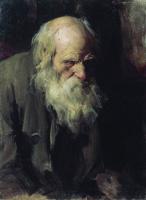 Абрам Ефимович Архипов. Старик