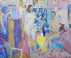 "Samir Rakhmanov. Academic Set-up ""In the studio of Matisse"""