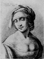 Венцель Холлар. Святая Анна