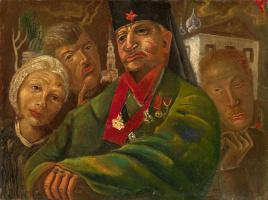 Борис Дмитриевич Григорьев. Генерал Красной армии. 1930