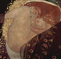Густав Климт. Даная