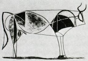 Пабло Пикассо. Животное