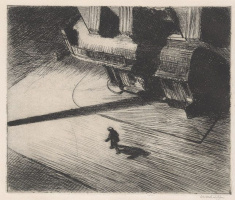 Эдвард Хоппер. Ночные тени