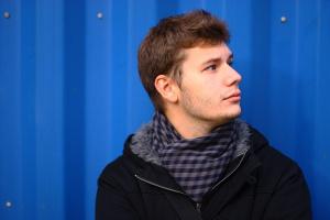 Константин Козлов. Мальчик