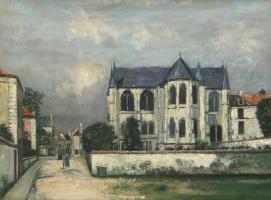 Морис Утрилло. Церковь Небесного света