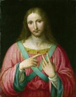 Бернардино Луини. Христос