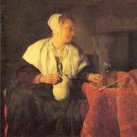 Антонелло да Мессина. Женщина с графином