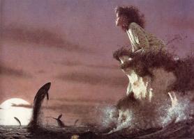 Гэри Блайт. Песни китов 07