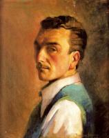 Франсиско Себастьян. Портрет мужчины