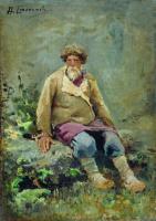 Алексей Степанович Степанов. Мужик