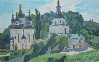 Виктор Петрович Жураковский. Церкви.