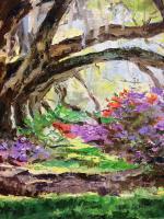 Natalia Lutsenko. Fairy forest