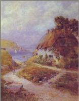 Артур Клод Стречен. Залив Кернес, северный Уэльс