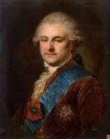 Иоганн Баптист Лампи (старший). Портрет Станислава-Августа Понятовского