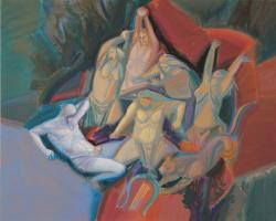 Nurlan Tayirov. The death of Orpheus III