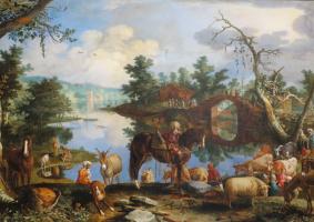 Возвращение Иакова в Ханаан