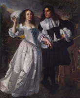 Patrician couple