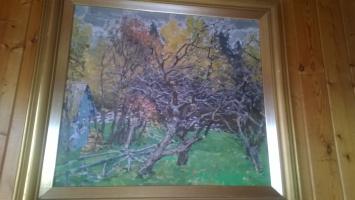 Вячеслав Васильевич Набатов. Осенний сад
