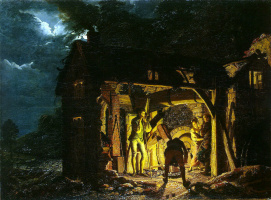 Joseph Wright. Outside view