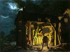 Джозеф Райт. Вид снаружи