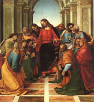 Лука Синьорелли. Проповеди спасителя