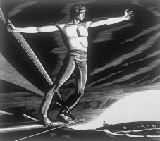Rockwell Kent. Home port