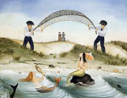 Марта Каун. Моряки и русалки