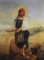 Виктор Михайлович Васнецов. Жница