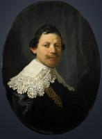 Рембрандт Харменс ван Рейн. Портрет Филипса Лукаса