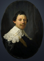 Rembrandt Harmenszoon van Rijn. Portrait Of Philip Lucas