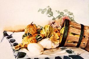 Лейн Бойсверт. Осенний урожай