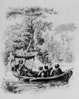 Шарль-Франсуа Добиньи. Река в парке
