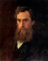 Иван Николаевич Крамской. Портрет Павла Михайловича Третьякова