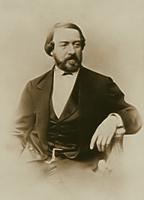 Alexey Petrovich Bogolyubov. Photographic portrait of Gromov