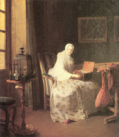 Жан Батист Симеон Шарден. Птичий орган