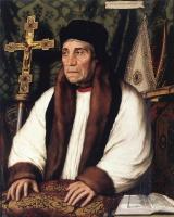 Ганс Гольбейн Младший. Портрет Уильяма Уорема, архиепископа Кентерберийского