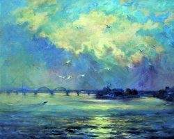 Dawn on the Dnieper
