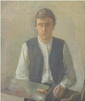 Джорджо Моранди. Автопортрет