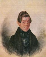 Павел Андреевич Федотов. Портрет М. М. Родивановского