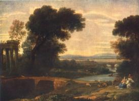 Клод Лоррен. Пейзаж