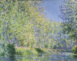 Bend of the river Epte near Giverny