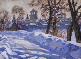 Владимир Иосифович Ружо. Борисоглебск
