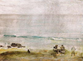 St. Ives: the Beach