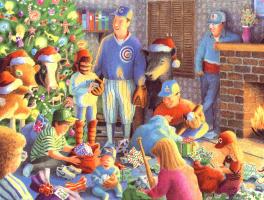 Даниэль Лейн. Рождественские коровы 10