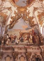Джованни Баттиста Тьеполо. Стиль барокко в архитектуре